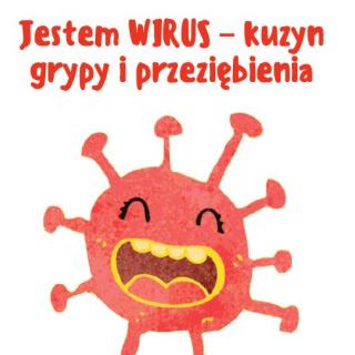 Książeczka o koronawirusie :)